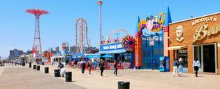 Coney Island in New York