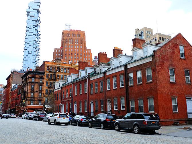 TriBeCa in New York - Harrison Street