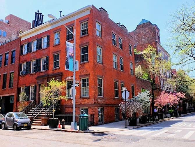 West Village New York - Jefferson Market Courthouse