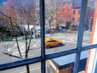 West Village in New York - Hotel Uitzicht