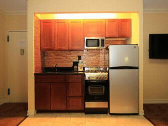 Appartementen in New York - Radio City Apartments