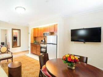 Appartementen in New York - Radio City Apartments Interieur
