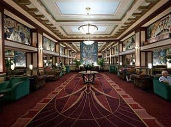 Edison Hotel in New York - Lobby