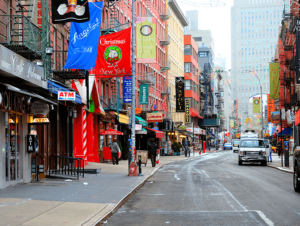 Little Italy in New York