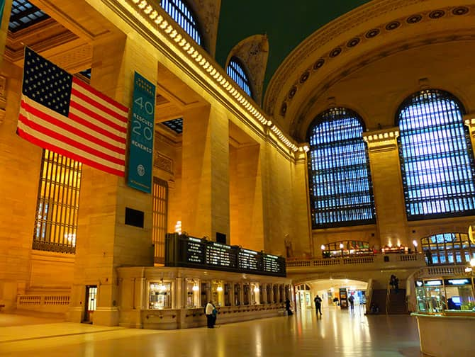 Midtown Manhattan New York - Grand Central