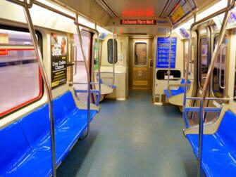 PATH in New York Train 1