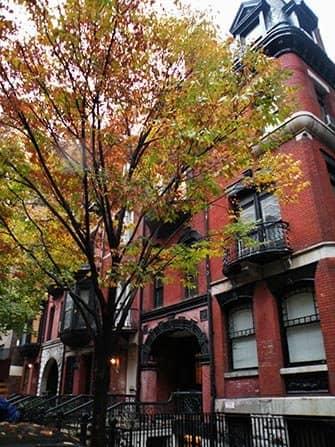 Upper East Side in New York - Huizen op Lexington Avenue