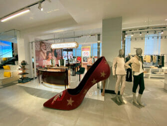 Bloomingdale's in New York - Interieur