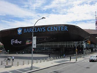 Brooklyn in NYC - Barclay's Center