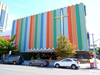 Harlem New York - Kerk