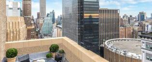 Hotel New Yorker in New York