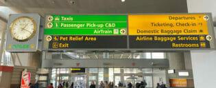 Transfer van JFK Airport naar Manhattan