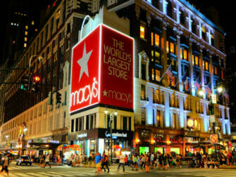 Macy's in New York City