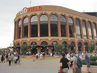 Queens in New York - Citi Field Stadium