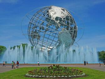 Queens in New York - Corona Park
