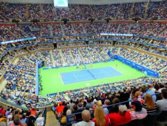Queens in New York - US Open