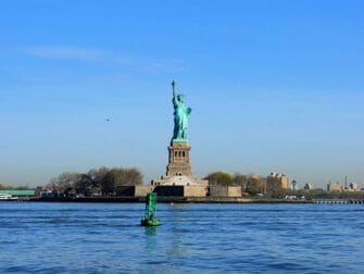 Staten Island Ferry - Vrijheidsbeeld