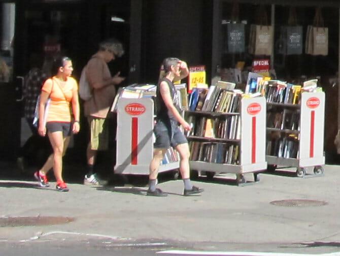 The Strand Bookstore in New York - Boeken