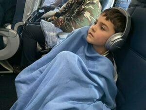 Vliegen met kinderen naar New York