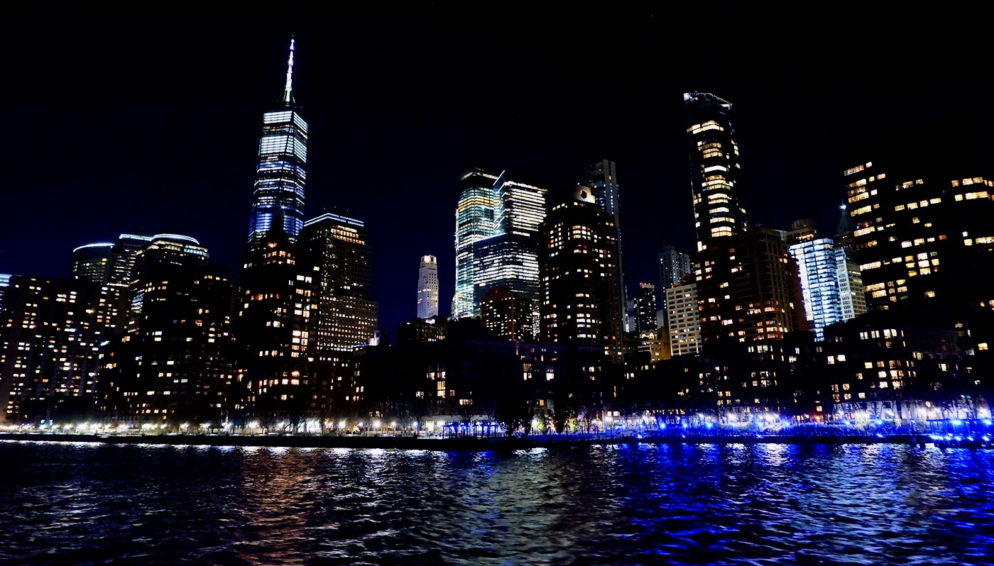 Thanksgiving Dinner Cruises in New York - Uitzicht