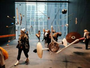 Gratis naar MoMA