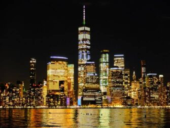 Freedom Tower : One World Trade Center - Avond