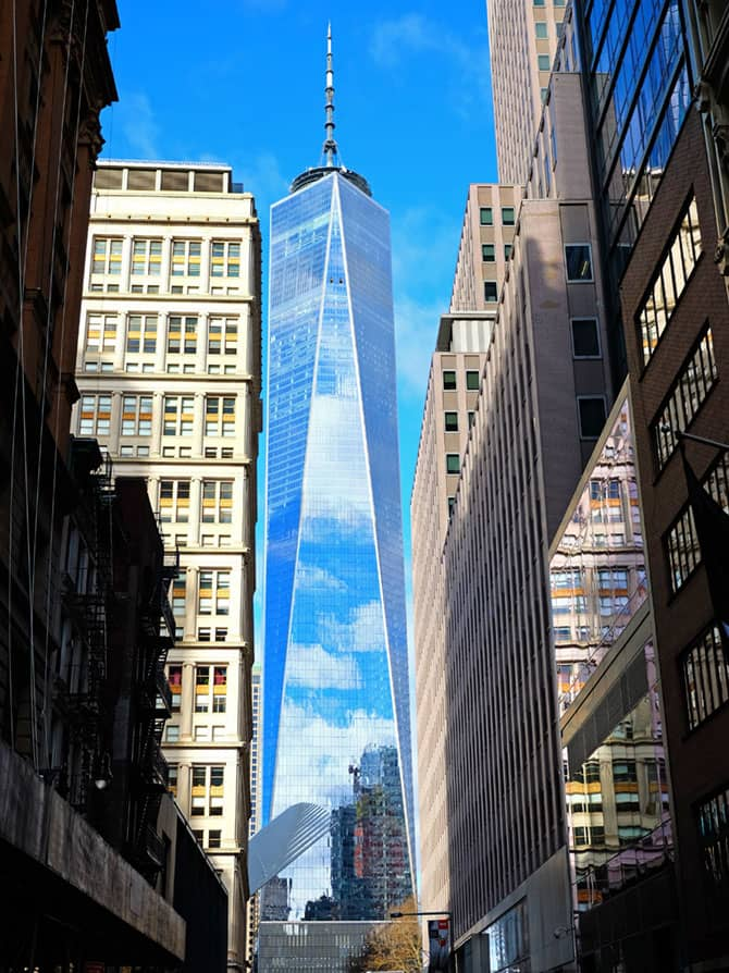 Freedom Tower : One World Trade Center - OWTC
