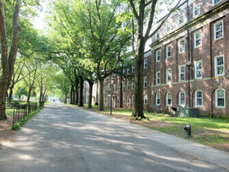 Governors Island in New York - Huizen