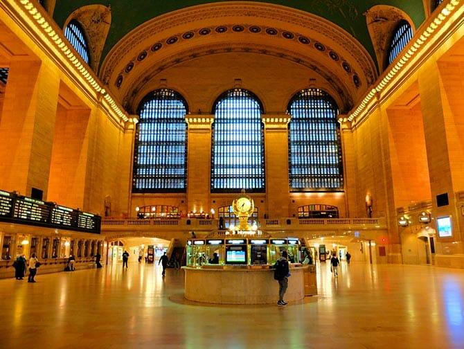 Grand Central Terminal New York - Klok