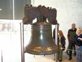 Liberty Bell trip uit New York