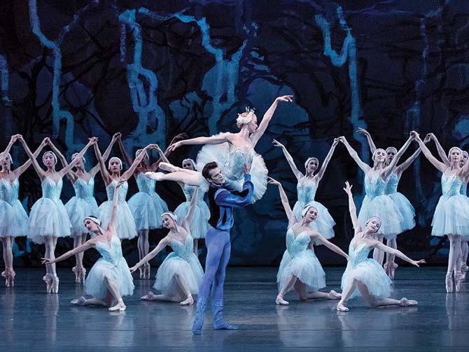 Ballet Tickets in New York - Zwanenmeer