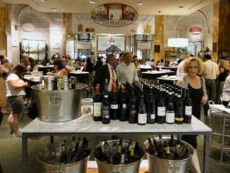 Markten in New York - Eataly Wijnen