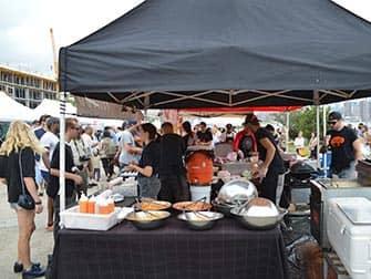 Markten in New York - Smorgasburg
