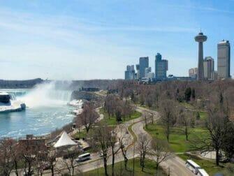 Niagarawattervallen Canadese