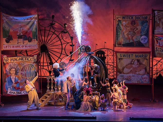 Opera tickets in New York - Cosi fan tutte