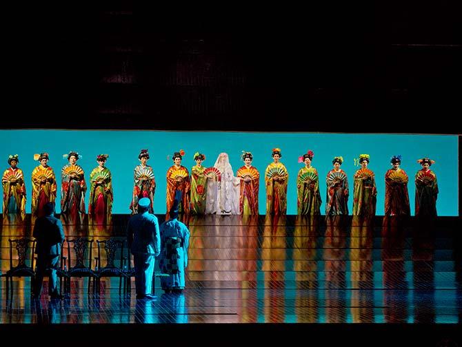 Opera tickets in New York - Madama Butterfly