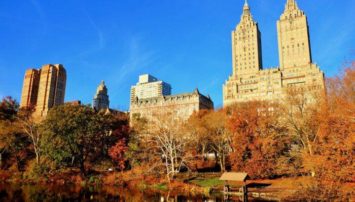 Central Park - Herfst