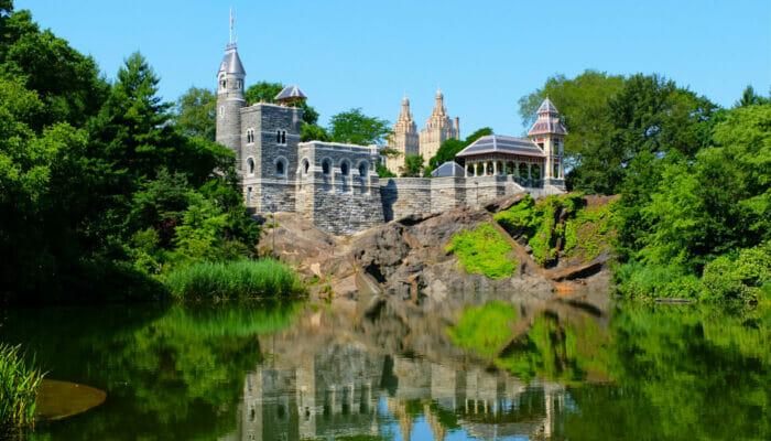 Central Park - Belvedere Castle