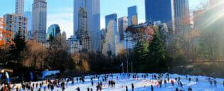 Nieuwjaarsdag in New York