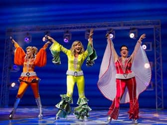 Mamma Mia op Broadway in New York