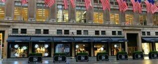 Shoppen op fifth avenue new york