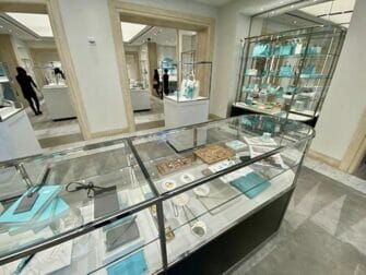 Tiffany & Co. New York - Etalage