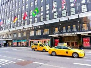 Winkelen in Upper East Side in New York