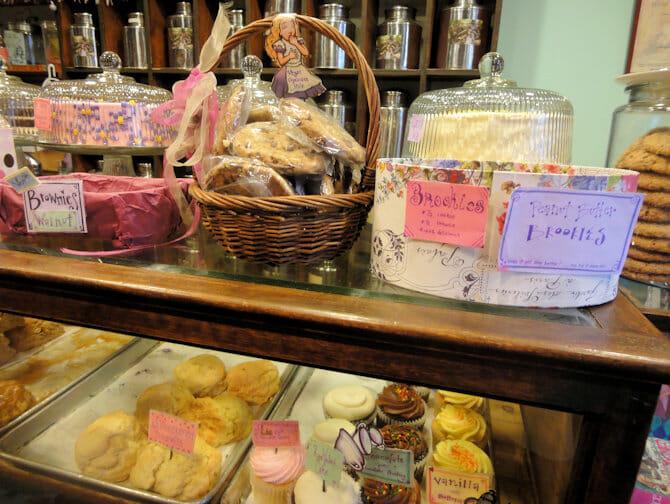 High Tea in New York - Alice's Tea Cup Zoetigheid