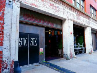Beste Hamburger Restaurants in New York - STK
