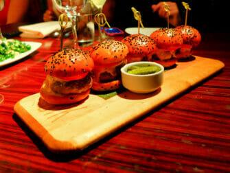 Beste Burgers in New York STK Sliders