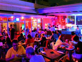 De beste Mexicaanse restaurants in New York - Cantina Rooftop Restaurant