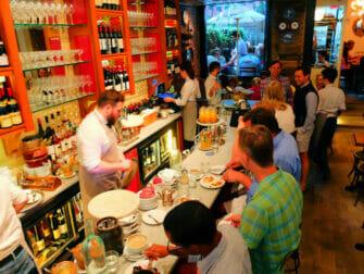 Ontbijten in New York - Buvette