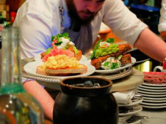 Ontbijten in New York - eten in Buvette