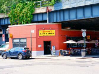 Ontbijten in New York - Hector's in Meatpacking